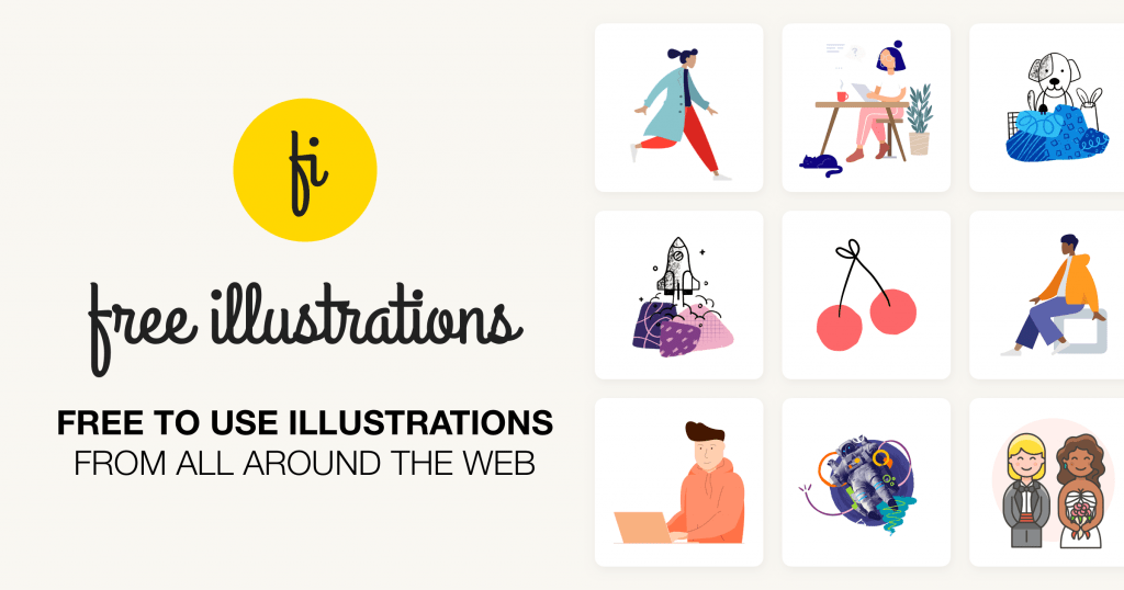 Free illustrations - Free to use Illustrations & Vectors