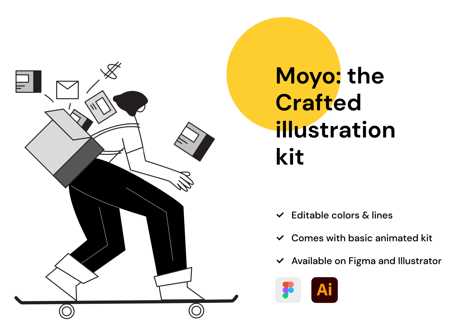 Moyo Illustration Kit