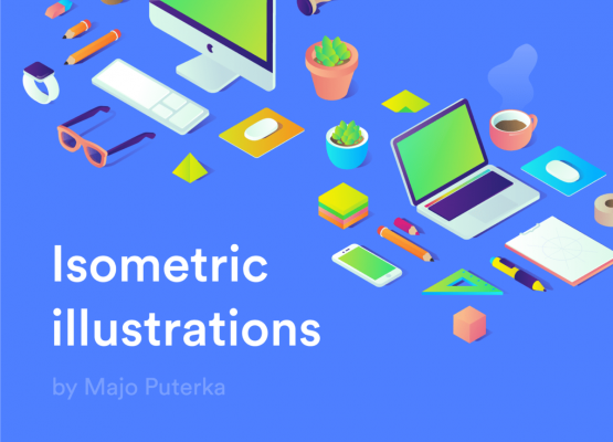 Isometric illustrations